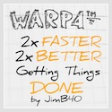 Warp4 - Getting Thingd Done by JimB.40