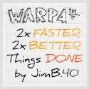 Warp4 - Things Done by JimB.40