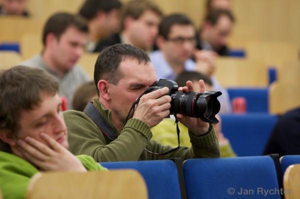 ... uwieczniając na fotografiach (fot. Jan Rychter - photo.rychter.com)